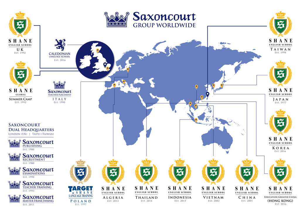 Saxoncourt Group Map